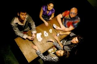 Clube do Fracasso - foto Alex Ramirez